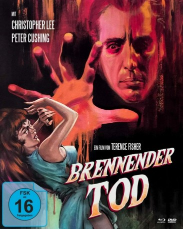 Brennender Tod - Mediabook / Cover A (Blu-ray)
