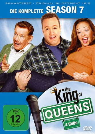 The King of Queens - Staffel 7 / 16:9 (DVD)
