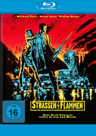 Strassen in Flammen (Blu-ray)