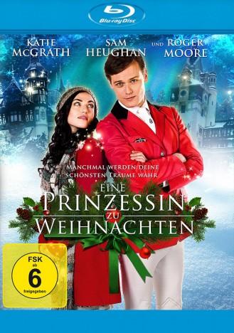 Eine Prinzessin Zu Weihnachten Blu Ray