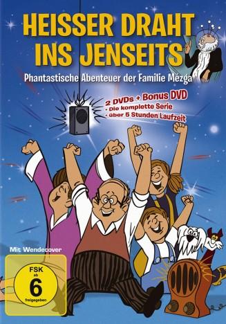 Heisser Draht ins Jenseits (DVD)