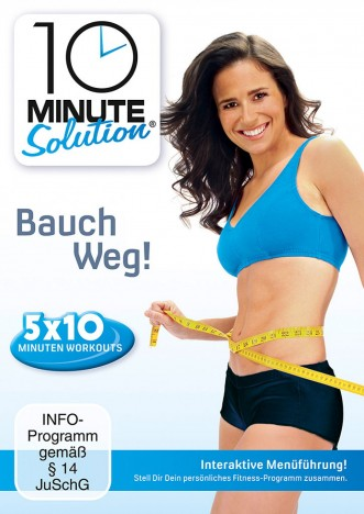 10 Minute Solution - Bauch weg! (DVD)