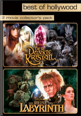 Der dunkle Kristall / Die Reise ins Labyrinth - Best Of Hollywood - 2 Movie Collector's Pack (DVD)