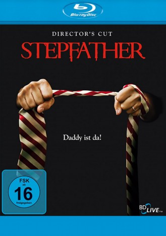 Stepfather - Director's Cut (Blu-ray)