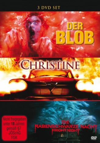 Der Blob & Christine & Die rabenschwarze Nacht - Fright Night (DVD)