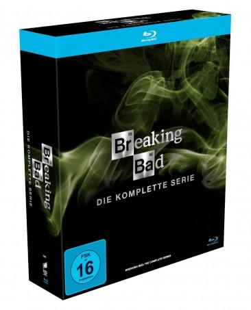 Breaking Bad - Die komplette Serie / Neuauflage (Blu-ray)