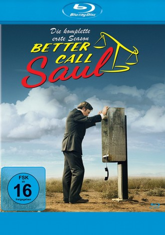 Better Call Saul - Staffel 01 (Blu-ray)