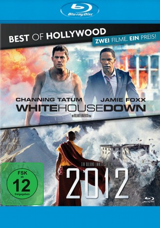 White House Down 2012 Best Of Hollywood 2 Movie Collector S