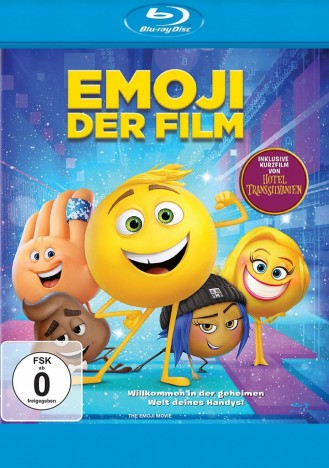 Emoji Der Film Blu Ray