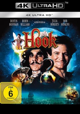 Hook - 4K Ultra HD Blu-ray (4K Ultra HD)