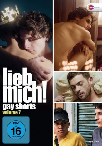 Lieb mich! - Gay Shorts Volume 7 (DVD)