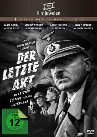 Der letzte Akt - Der Untergang Adolf Hitlers (DVD)