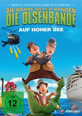 Die Olsenbande auf hoher See (DVD)