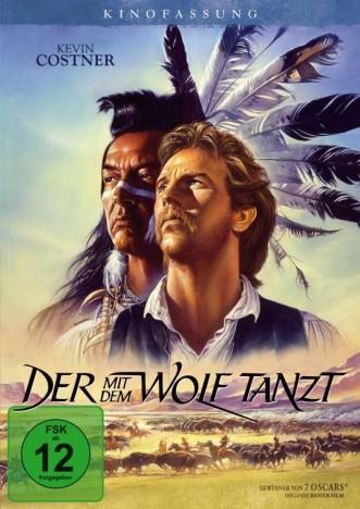 Dvd Der Mit Dem Wolf Tanzt