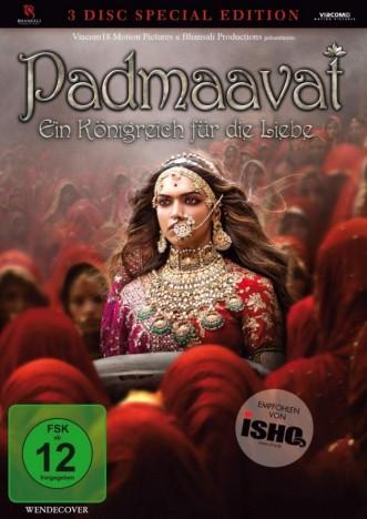 Padmaavat - Ein Königreich für die Liebe - Special Edition (Blu-ray)