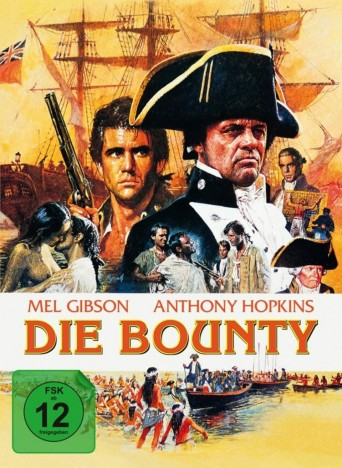 Die Bounty - Limited Collector's Mediabook (Blu-ray)