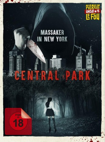 Central Park - Massaker in New York - Limited Edition Mediabook (Blu-ray)