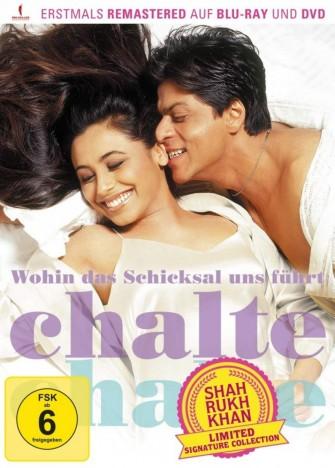 Chalte Chalte - Wohin das Schicksal uns führt - Shah Rukh Khan Signature Collection (Blu-ray)