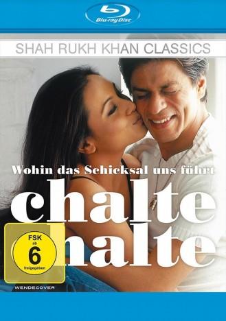 Wohin das Schicksal uns führt - Chalte Chalte - Shah Rukh Khan Classics (Blu-ray)