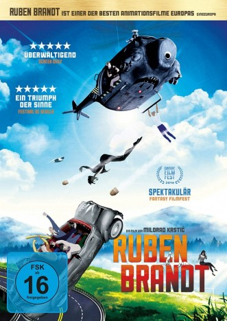 Ruben Brandt (DVD)