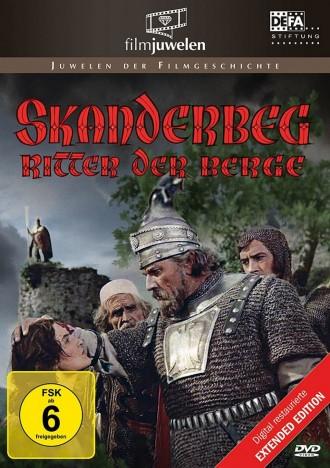 Skanderbeg - Ritter der Berge - Extended Edition (DVD)