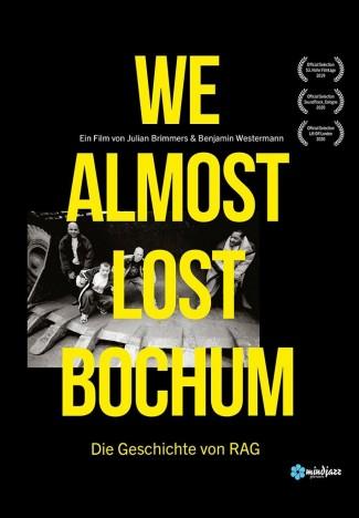 We Almost Lost Bochum - Die Geschichte von Rag (Blu-ray)