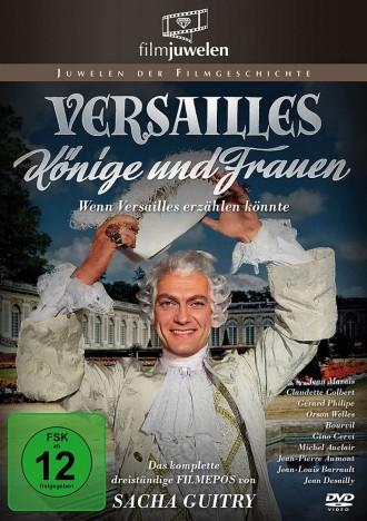 Versailles - Könige und Frauen (DVD)