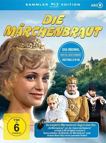 Die Märchenbraut - Die komplette Saga / Sammler-Edition / Digital Remastered (Blu-ray)