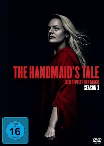The Handmaid's Tale - Der Report der Magd - Staffel 03 (DVD)