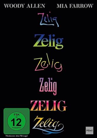 Zelig - Pidax Film-Klassiker / Remastered Edition (DVD)
