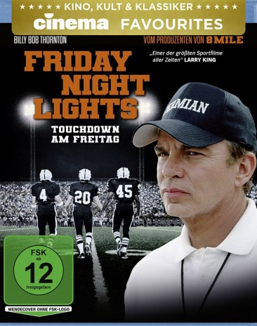 Friday Night Lights - Touchdown am Freitag - CINEMA Favourites Edition (Blu-ray)