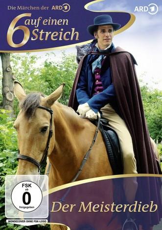 Der Meisterdieb - 6 auf einen Streich / 2. Auflage (DVD)