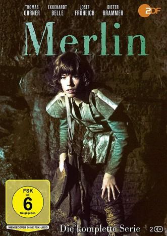 Merlin - Die komplette Serie (DVD)