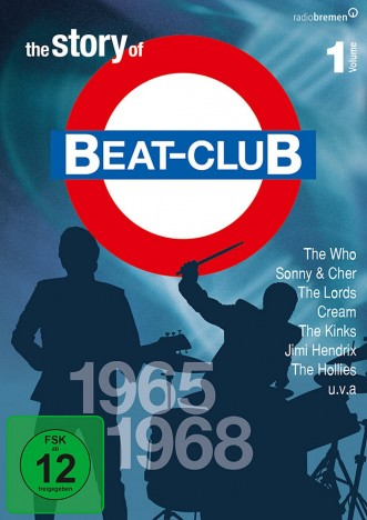 The Story of Beat-Club - 1965-1968 (DVD)