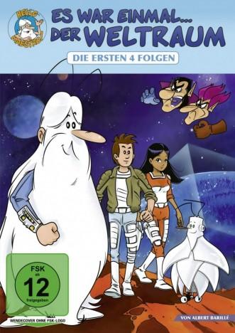 Es war einmal... der Weltraum - Folge 1-4 (DVD)