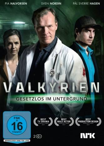 Valkyrien - Gesetzlos im Untergrund (DVD)