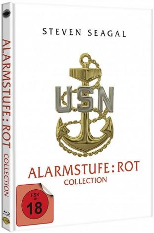 Alarmstufe: Rot 1+2 - Mediabook / Cover Weiß (Blu-ray)