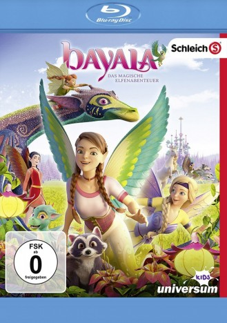 Bayala - Das magische Elfenabenteuer (Blu-ray)