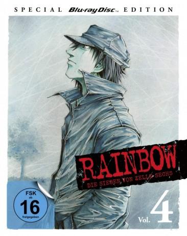 Rainbow - Die Sieben von Zelle sechs - Vol. 4 (Blu-ray)