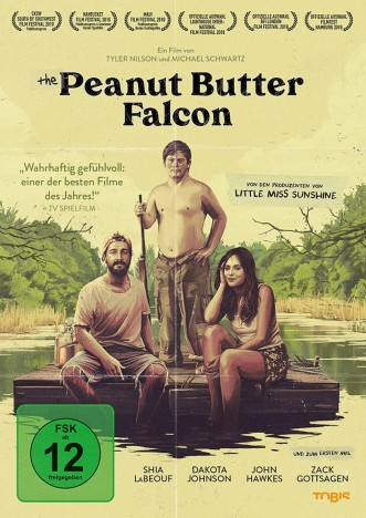 The Peanut Butter Falcon (DVD)