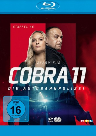 Alarm für Cobra 11 - Staffel 46 (Blu-ray)