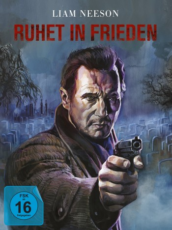 Ruhet in Frieden - A Walk among the Tombstones - Mediabook / Cover A (Blu-ray)
