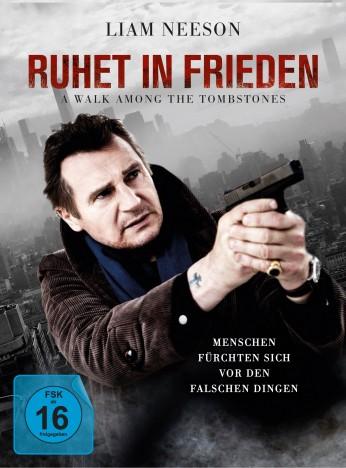 Ruhet in Frieden - A Walk among the Tombstones - Mediabook / Cover B (Blu-ray)