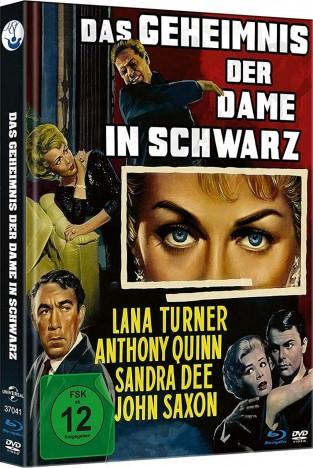 Das Geheimnis der Dame in schwarz - Mediabook (Blu-ray)
