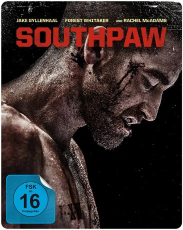 Southpaw - Steelbook (Blu-ray)