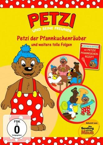 Petzi und seine Freunde - Der Pfannkuchenräuber und weitere tolle Folgen (DVD)