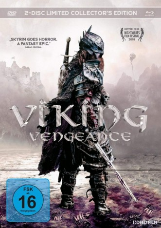 Viking Vengeance - Limited Collector's Edition (Blu-ray)