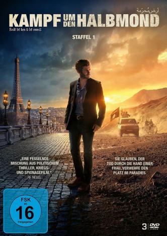 Kampf Um Den Halbmond - Staffel 01 (DVD)