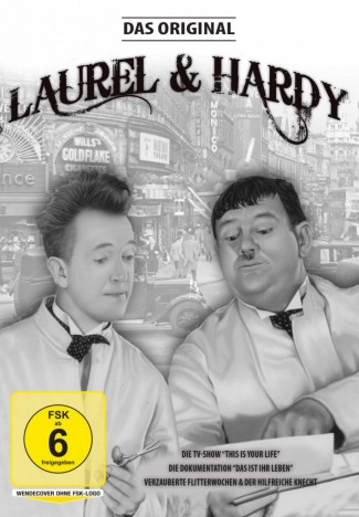 Laurel & Hardy - Das Original - Vol. 1 (DVD)