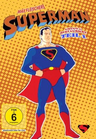 Max Fleischers Superman - Vol. 1 (DVD)